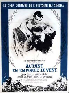 Gone with the wind - en francais