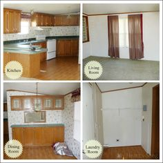 Mobile Home Remodel   These People Did An Awesome Job And It Doesnu0027t Look