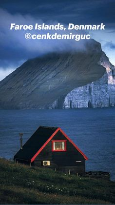 Beautiful Places To Travel, Beautiful World, Places Around The World, Around The Worlds, Visit Denmark, Faroe Islands, Travel Goals, Travel Around, Places To Go