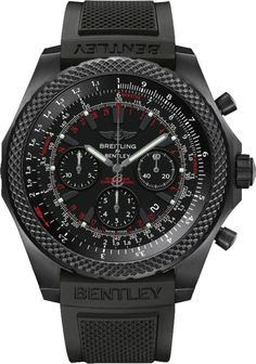 V2536722/BC45-220S BRAND NEW Breitling Bentley Light Body Midnight Carbon Limited Edition Mens Watch - Lowest Price Guaranteed 100% Authentic FREE Overnight Shipping