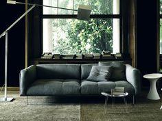 Divano imbottito ROD XL Collezione Rod by Living Divani | design Piero Lissoni