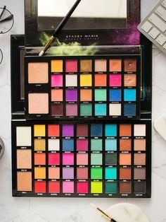 Sephora Eyeshadow, Eyeshadows, Eyeshadow Makeup, Makeup Brushes, Pastel Eyeshadow Palette, Makeup Palette, Makeup Items, Makeup Products, Too Faced Concealer