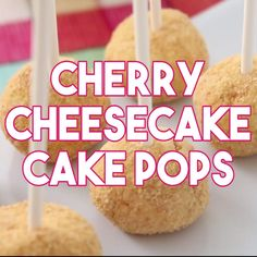 These Cake Pops Pack A Sweet Surprise