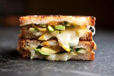 Morris Grilled Cheese | 19 New York Street Foods That Will Change Your Life