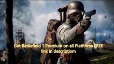 Battlefield 1 Premium FREE all platforms PC XBOX PS4 http://ift.tt/2o42DC7 Battlefield 1 Premium giveaway all platforms PC XBOX PS4