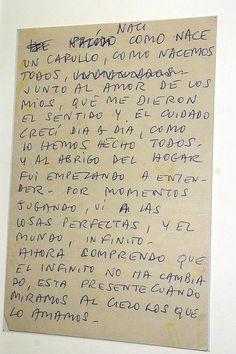 """encadenadaalanima: """"@emmahorvilleur1 este poema q nos dejo LUIS ALBERTO SPINETTA nos estremeció a todos ayer, en la voz de VERA … """" Pink Floyd, Sheet Music, Wisdom, God, Quotes, Sunshine, Posters, Cute Words, Spanish Quotes"""