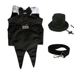 Pawow Dog Groom Tuxedo Suit Pet Costume ** Click image to review more details.