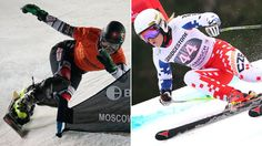Snowboard, Sports News, Moscow, Olympic Games