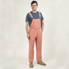 Murray's Toggery Shop — Nantucket Red Collection Overalls