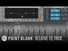 Ableton Live Tutorial: Relative EQing using Max for Live - YouTube