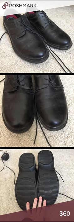 Hush puppies men's 11.5 Excellent used condition. Don't look worn at all. Brother grew out of them too quickly. Bounce technology. No scuffs. Hush Puppies Shoes Loafers & Slip-Ons