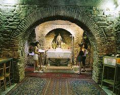 THE HOUSE OF VİRGİN MARY - EFES MERYEMANA EVİ - İzmir
