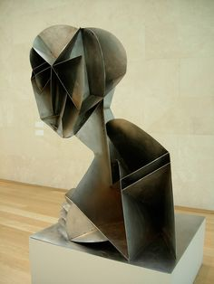 Naum Gabo Head No 2 Nasher Stvan