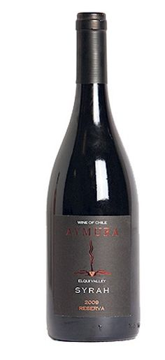 Food and Drink Wine of the week:   Syrah Aymura 2009 Chile  Made by feted winemaker Alvaro Espinoza, this is a dark syrah, aged in French and American oak, with some chew and spice that marries Chilean richness with Rhône-like overtones — think bacon fat and smoke.