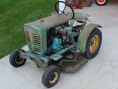 Bolens Ride A Matic Delux 1960 Tractors Made In Port