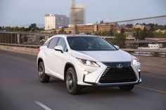 The 2016 version of the Lexus RX is a luscious luxury crossover.