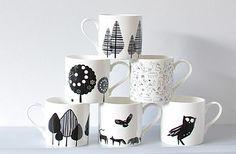 Hanna Francis Mugs Collection