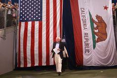California Voter Registration Surges Under Sanders Candidacy - Bernie Sanders