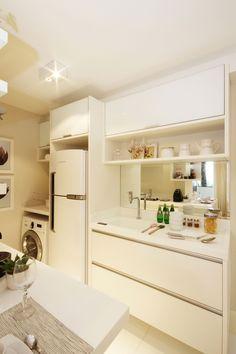 Open space - Cozinha - Tecnisa