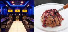 I'm not a gamer, but this is still pretty cool. Capcom has recently opened a new entertainment bar in Tokyo serving up video game-inspired dishes.