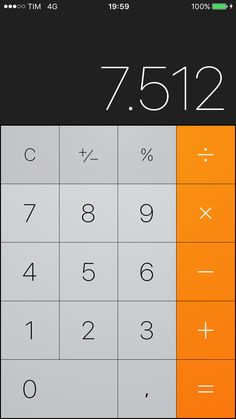 Know the Calculator app in iOS 10 Iphone 5c, Iphone Hacks, Iphone Codes, Android, Navigateur Web, Girls Phone Numbers, Landscape Mode, When You Sleep, Ios 7