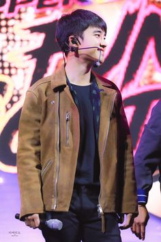 Kyungsoo, Exo Do, Do Kyung Soo, Asian Style, My Boyfriend, Kai, Korea, Leather Jacket, Actors