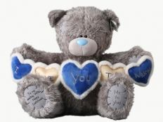 Large Personalised Tatty Teddy