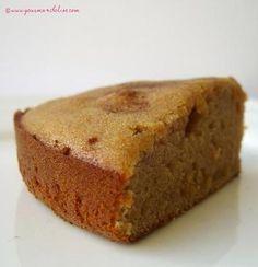 Moelleux à la crème de marrons  remplacer farine de blé par farine de châtaignes ou un mix sans gluten