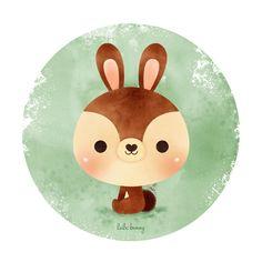 Bunny -- www.lulibunny.com