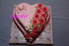 svatební růžový