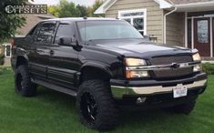 Wheel Offset 2005 Chevrolet Avalanche 1500 Super Aggressive 3 5 ...