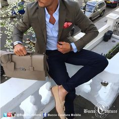 #FreestyleFridays  The warm weather is approaching and casual fridays are coming into affect.  Dress for where your going not where you are!  #MensWear #CustomSuits #Bespoke  #BuccoBoutique #MyBucco  #WellDressed #MensFashion #MensStyle #MensDesigner  #TailorMade Like us on Instagram, Pinterest,  and Twitter @BuccoCouture and Facebook Bucco Couture Mobile