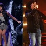 New York Teen Carly Rose & Country Singer Tate Stevens Top 2 on 'The X-Factor'