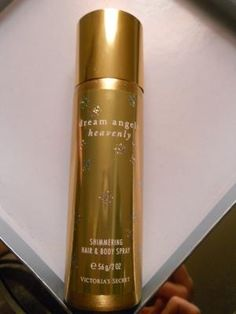 dream angels heavenly shimmering hair and body spray   VICTORIA SECRET DREAM ANGEL HEAVENLY SHIMMER HAIR & BODY SPRAY ( FREE ...