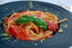 Gli spaghetti di Mapi