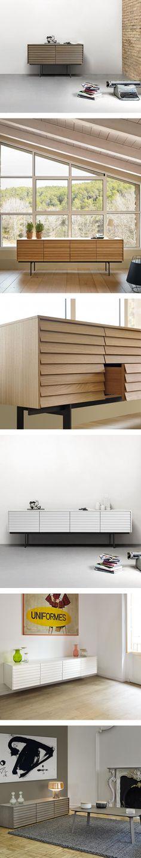 Das Punt Sussex Ist Ein Modernes Sideboard Mit Dem Design Von Fensterläden.  #Sideboard #