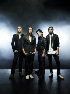 the red jumpsuit apparatus.