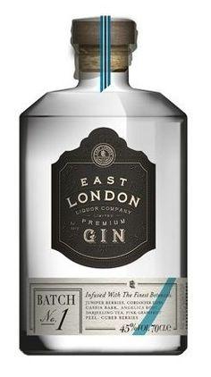 East London Liquor Company London Dry Gin - Google Search