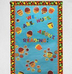 Nyla's Crafty Teaching: Fall Bulletin Board Ideas