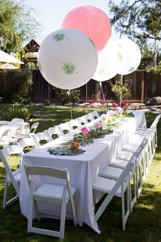 Yasmeen's Flamingo Themed 3rd Birthday Party | The Little Umbrella