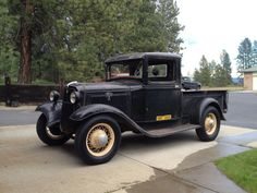 1934 Ford Pickup Truck  Maintenance/restoration of old/vintage vehicles: the material for new cogs/casters/gears/pads could be cast polyamide which I (Cast polyamide) can produce. My contact: tatjana.alic@windowslive.com