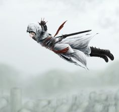 Assassin's Creed 'Leap of Faith' (by thehotmageaeris) / #assassinscreed