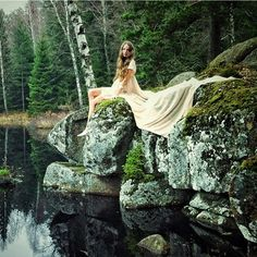 Pretty Fairytale Feeling.