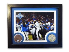 "Royals Authentics ""25 Days of Christmas Gift Ideas"" Day 3. Holidays are all about celebrating, so put this Celebration Frame under the tree this year."