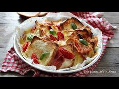 Torta salata di pan bauletto - Ricetta facile e gustosa - YouTube