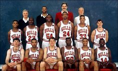 1991-92 Chicago Bulls: Back-to-back champions   THE OFFICIAL SITE OF THE CHICAGO BULLS