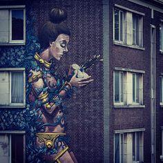 Pixel Pancho (2013) - Antwerpen (Belgium)
