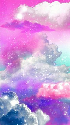 Ideas for wall paper glitter roxo Cute Pastel Wallpaper, Cute Wallpaper For Phone, Aesthetic Pastel Wallpaper, Kawaii Wallpaper, Cute Wallpaper Backgrounds, Pretty Wallpapers, Cool Wallpaper, Aesthetic Wallpapers, Bts Wallpaper