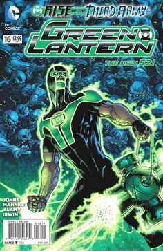 Baz's Training Begins In First Look At GREEN LANTERN #16