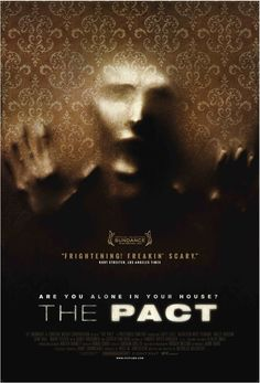 The Pact comes to theaters on July 6th and stars Caity Lotz, Casper Van Dien and Agnes Bruckner. It's directed by Nicholas McCarthy.